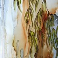 You Beauty. Australian Eucalypt Original Art - A3 painting