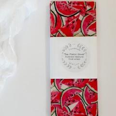 Handmade Australian Organic Beeswax Pine Resin Wraps For Watermelon Christmas