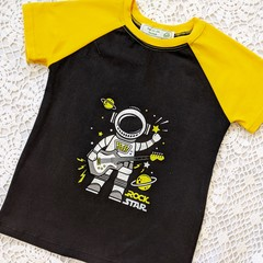 Rock Star Astronaut Tee Sizes 4, 5 & 6