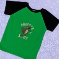 Green Monster Skate Tee Sizes 6 & 7