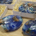 Gemstone soap / blue