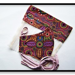 Spirit Place Face Mask and Wash Bag