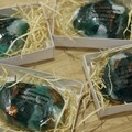 gemstone soap / Green