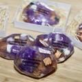 Gemstone soap / Purple