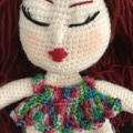 Crochet handmade Mermaid Lovey