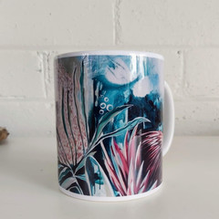 Springtime Blooms Ceramic Mug