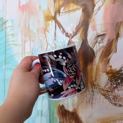 One & Only Floral Ceramic Mug