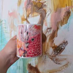 Sunny Galah Ceramic Mug