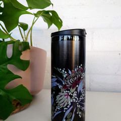 One & Only Floral Thermal Travel Cup