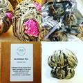 Organic Blooming Tea Balls