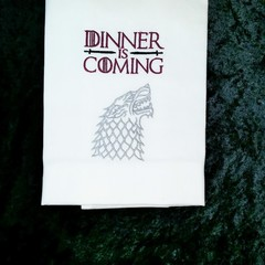 Tea Towel specially for the Game of Thrones Fans