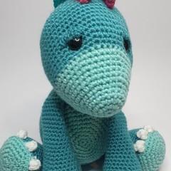 Stevie the Stegosaurus