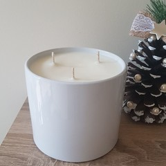 Recycled Jar Candle