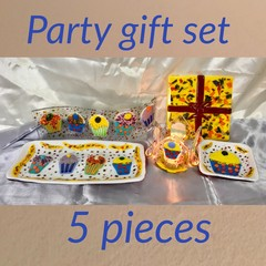Party table set