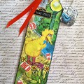 Handcrafted Bookmark