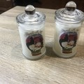 Harry Potter themed scented soy Candle Hufflepuff