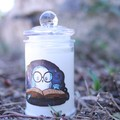 Harry Potter themed scented soy Candle Ravenclaw