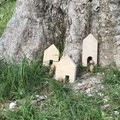 Toysofwood-Natural Wooden Fairy House
