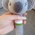 Handmade Crochet Koala Soft Toy