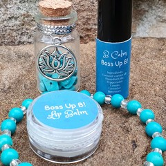 B Calm Friendship Gift Box - Turquoise