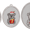 Free Standing Decorative Bauble with Koala 3