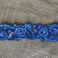 Bookmark Embroidered Freestanding Lace. Great gift.