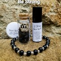 B Strong Friendship giftbox - Black Obsidian