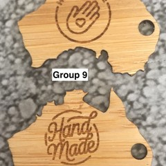 Product Tags - Australia style #9 - Bamboo. From $1.00 per Tag - FREE Shipping