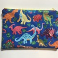 Dinosaurs pencil case