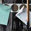 Pocket Envelopes {12} Summer Party Print | Money Envelopes