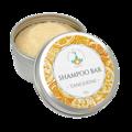Shampoo Bar - Tangerine | 75g Bar packaged in an Aluminium Travel Tin.