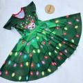 Rudolf  Skater Dress Size 9