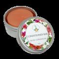 Conditioner Bar - Rose Geranium | 60g Bar packaged in an Aluminium Travel Tin.