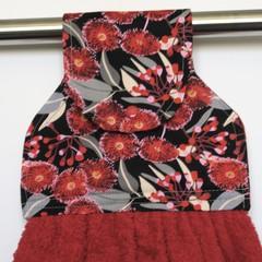 Australian Flowering Gum  Designer Hand Towel