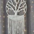 Macrame Tree of Life Tapestry