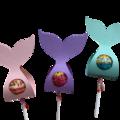 Mermaid Lollipop Holders