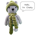 Chatty or Hatty  - from the Red George cuddle crew