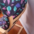 Fabric Cover fit Ikea Poang Chair