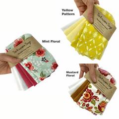 Unpaper Towel Premium Washable, Reusable Paper Towels | Sustainable 1 or 2 Ply