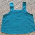 Women's Apron Singlet Top