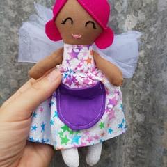 Handmade Tooth fairy doll