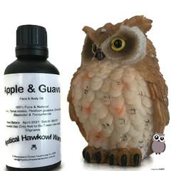 Apple Guava Body Oil