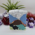 Goat Milk Volcano Soap - Dinosaur Soap