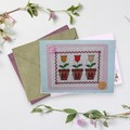 Six More Occasion Cards for MUM/Mother (Cross Stitch)
