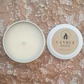 Tranquility | 8 oz Soy Wax Candle | Bergamot, Ylang Ylang, Heart of Rose