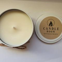Bottomless Brunch | 8 oz Soy Wax Candle | Mimosa & Mandarin