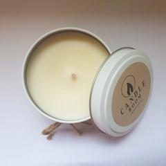 Oceanside | 8 oz Soy Wax Candle | Pineapple, Breeze, Grapefruit