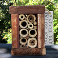 Insect Hotel for Native Bees and other pollinatorsl