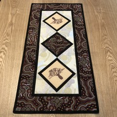 Australiana table runner -  BOAB