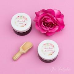 Smooth skin pack (Rose)